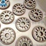 萬方達廠家直銷加工異形鑄鐵砂輪