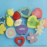 廠家定製彩色海綿玩具花朵形狀