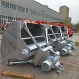 2立方中型電動馬達抓鬥 廠鋼廠用不鏽鋼馬達抓鬥
