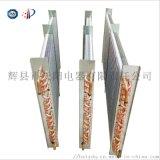 廠家供應冷藏櫃加厚銅管鋁翅片超市立風櫃風幕櫃冷凝器