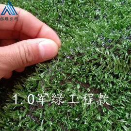 装饰人造草坪/场地铺装草坪