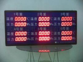 计时温湿度看板电子看板