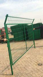 公路机场隔离护栏网 框架护栏网 圈地隔离网