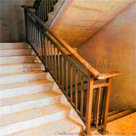 楼梯栏杆,锌钢楼梯栏杆,楼梯扶手栏杆