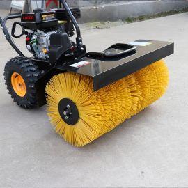 捷克滚刷扫雪机 马路街道扫雪机1米哈尔滨环卫用