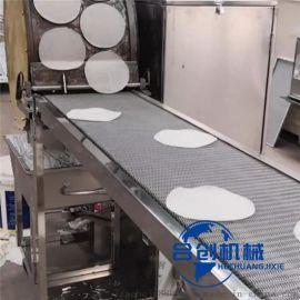 烤鸭饼机,电磁加热烤鸭饼机,全自动烤鸭饼机器