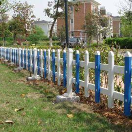 浙江温州围栏栅栏图片pvc塑钢护栏 园林护栏网