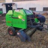 圣隆机械麦草捡拾打捆机,拖拉机带的打捆机