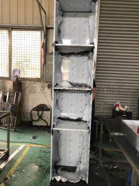 201拉丝黑钛板不锈钢柜子