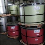 寶鋼青山彩鋼瓦,骨白金屬漆彩鋼瓦-一噸出多少米