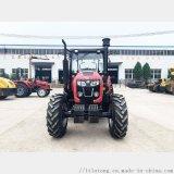 1404四轮拖拉机强劲动力高效作业开荒作业