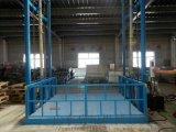 昌平升降机液压货梯工业升降设备启运厂家直销