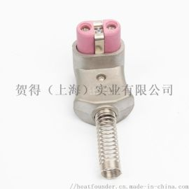 T-728H工业插头铝壳插头