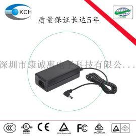 厂家直销12.6V5A**电池充电器美规UL认证