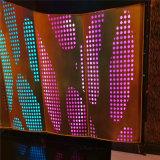 動感造型穿孔鋁單板 立體感造型穿孔鋁單板外牆