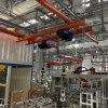 鋁合金軌道kbk智慧平衡吊 自立式組合式智慧懸臂起重機