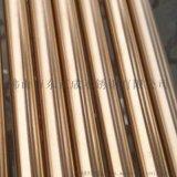 中山不鏽鋼彩色管 201不鏽鋼度色管定製