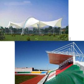 供青海膜结构与西宁体育场看台膜结构哪家好