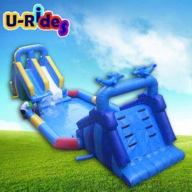 户外充气游泳池 儿童水上乐园设备