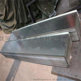 镀锌建筑止水钢板Q238材质300*3.0