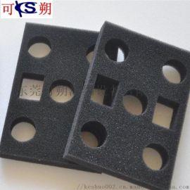 海绵内衬 防震异性切割包装海绵 打包海绵生产厂家