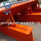 带式输送机高分离子缓冲条缓冲床