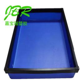 厂家供应pp中空板,中空板周转箱,塑料周转箱