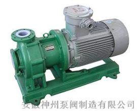 衬氟磁力泵CQB65-50-160