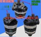 液壓齒輪油泵2CB-FA18/10-FL