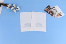 通用现货牛皮纸自封袋开窗自立袋茶叶包装袋