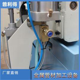 液压金属圆锯机全自动垂直滑道式切管机不锈钢切割