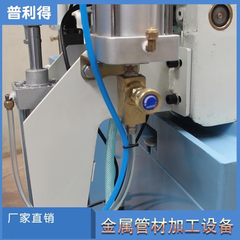 液壓金屬圓鋸機全自動垂直滑道式切管機不鏽鋼切割