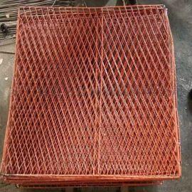 菱形钢板网/重型钢板网/建筑钢笆片