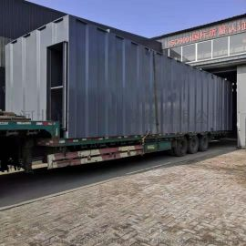 安阳10吨锅炉96-10型离线气箱式除尘器