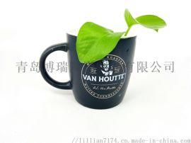 **典陶瓷杯广告杯