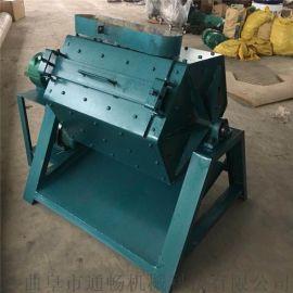 金属零件打磨设备 铁件批量除油锈翻新机 滚筒抛光机