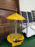 大面积杀虫灯 农田太阳能灭虫灯