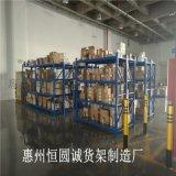 批發倉庫電商貨架精品展櫃超市貨架閣樓平臺重型貨架