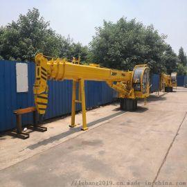 10吨船吊 渔船吊机厂家