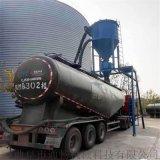 气力输送机粉煤灰卸船抽送设备工矿水泥粉料风力吸料机