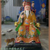 山神爺神像 山神奶奶佛像 山神菩薩神像 寺廟塑像