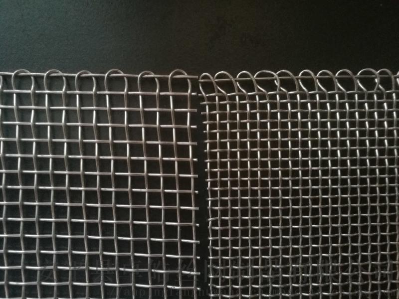 304锁边不锈钢丝网,316锁边不锈钢网,锁边筛网