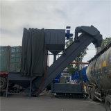 通畅集装箱卸灰机 环保粉煤灰拆箱机 自动卸灰机