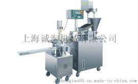 全自动饺子机特点,水饺机优势,上海诚淘机械
