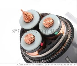 浙江万马1~35kV交联聚乙烯绝缘电力电缆