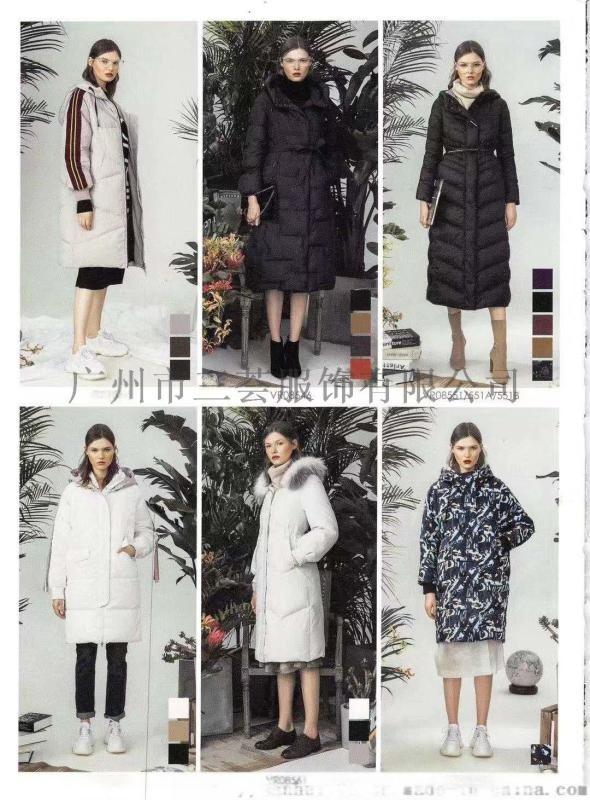 广州女装库存品牌/设计谷一线设计师女装
