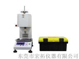 高熔指聚丙烯纤维料熔融指数仪