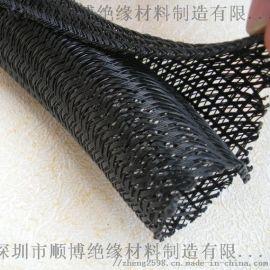 伸缩编织管