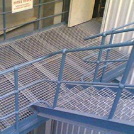 平台钢格板,平台钢格栅板,钢格板