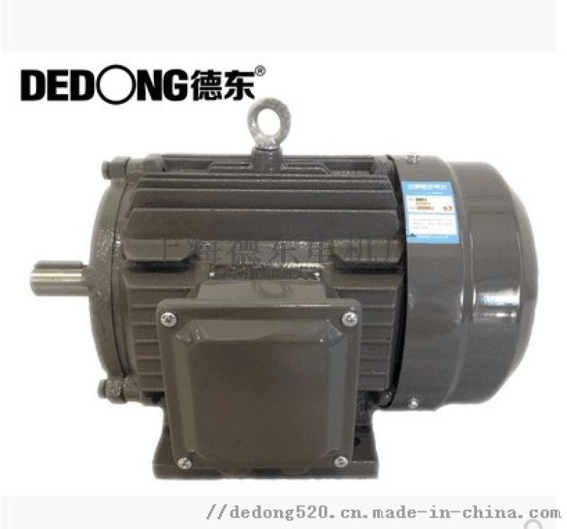 德東高效電機   YE2-100L1-4  3KW